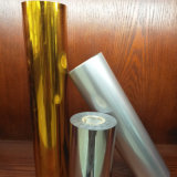 Фольга золота серебряная прозрачная горячая штемпелюя
