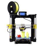 정밀도 Fdm 높은 디지털 210*210*225mm 휴대용 DIY 탁상용 3D 인쇄 기계