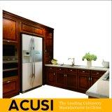 De in het groot Hete Verkopende Keukenkasten van de Stijl van U Stevige Houten (ACS2-W16)
