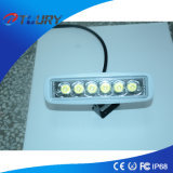 6 Zoll-Scheinwerfer 18W für Arbeits-hellen Stab des Selbstzusatzgeräten-LED