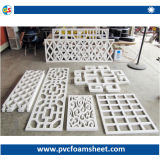 Feuille de gravure en feuille de mousse en PVC de 2 mm en plastique