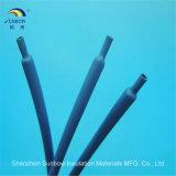 125 135 degrés de chaleur UL tube rétrécissable, rétractable Single double mur en plastique Heat Shrink Tube