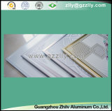 Elegante Art-Rollen-Beschichtung-Drucken-Decke für Baumaterial