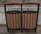 Escaninho de lixo do jardim de WPC para a venda quente