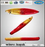 El plástico moldeo rotacional Triple Europa Touring Kayak