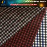 Оптовая продажа! ткань тканья проверки полиэфира 3mm для подкладки одежды (X058-60)