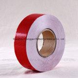 bande rouge auto-adhésive de réflexion de PVC de 50mm pour le camion (C3500-OR)