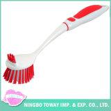 Faire une brosse à vaisselle propre au lavage en bambou pour nettoyer