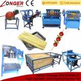 Skewer de bambu eficiente elevado aprovado do Ce que faz a máquina