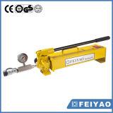 Pompe hydraulique à haute pression manuelle matérielle en acier