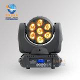 Rasha Odle 7*10W 4in1 RGBW LED 크리 사람 LEDs Sharpy 광속 조명 효과 90-240V를 가진 이동하는 맨 위 광속 빛