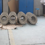 Borde SS316 del acero inoxidable del acero de aleación de la forja
