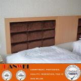 頭板の固体木の家具