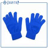 Разный вид обыкновенных толком покрашенных перчаток Knit