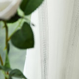 Современный стиль постельное белье жаккард Voile чисто шторки (18F0111)