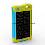 L'energia solare Lde illumina la Banca di potere 8000mAh