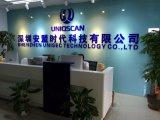 5.7 인치 스크린을%s 가진 스캐너 문 Ub700 아치길 금속 탐지기를 통해서 Uniqscan 도보