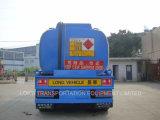 Kraftstoff-flüssiger Tanker-halb Schlussteil 42000L - 6