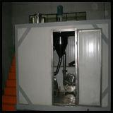 De plastic Cryogene Molen van de Tank van de Opslag van het Poeder Materiële Cryogene Vloeibare