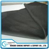 Tela de protección química de fibra de carbono activada con viscosa