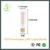 Stoele T10/T30 Edison LED Heizfaden-Birnen-Neodym-Glas-Lampe