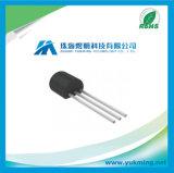 Транзистор P2n2222A усилителя кремния NPN