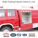 het Voertuig Euro2 van de Brandbestrijding van het Schuim 12ton Dongfeng