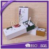 Venta al por mayor de alta calidad de cartón de velas cajas de cajón rígido