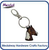 승진 3D PVC Keychains 의 연약한 고무 PVC 열쇠 고리