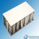 Panneau en aluminium avancé de nid d'abeilles de matériau de construction d'aperçu gratuit