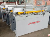Máquina de estaca mecânica de Qh11d-3.5X1250truecut/máquina de corte