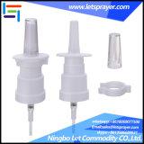 18/410 di spruzzatore nasale bianco di plastica di alta qualità pp per medico