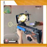 Regolatore popolare della pistola del gioco dell'AR dei 2017 giocattoli, plastica della pistola di Bluetooth Vr per il telefono mobile con il gioco APP