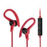 Écouteurs sport Bluetooth, long temps de la musique sans fil de téléphone de l'oreille, les appels téléphoniques Sport écouteurs Bluetooth