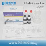 Kit d'essai chaud d'alcalinité du laboratoire 50tests heure de vente (LH2019)