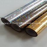 De laser kleurt Hete het Stempelen Folie voor Document/Plastiek/Metaal