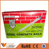 Gegalvaniseerde Concrete Spijkers Van gehard staal
