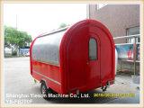 Ys-Fb200f Schnellimbiss-Schlussteil-mobiler Nahrungsmittel-LKW für Verkauf