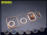 Bobina electrónica inductiva de aire de diferentes tamaños
