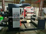 Stampatrice di plastica di Flexo dello strato di due colori (YT-2600)