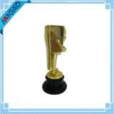 """Футбол фантазии трофея статуи футбола славной тяжелой смолаы 8 """" высокорослый освобождает перевозку груза"""