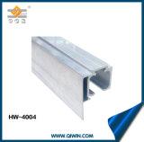 Roundness Silver Hanging Rail com capa