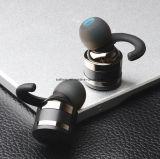 充満ケースが付いている耳のBluetoothのヘッドセットの携帯電話のアクセサリのイヤホーン