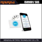 13,56 Tarjeta de visita NFC Papel MHz