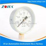 Calibre de pressão comercial do instrumento de Zoha