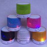 인쇄되는 로고를 가진 인기 상품 LED 램프 Bluetooth 최신 스피커 (572)