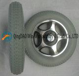 300-8 휠체어를 위한 PU 단단한 바퀴