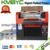Preço da impressora UV, impressora UV plana A3 para caixa de telefone / caneta / bola de golfe / cartão / CD