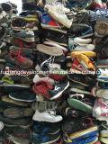 Grosser Größen-Mann verwendete Schuhe für Afrcan Markt