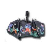 مصنع [شنس] جيّدة نوعية 8 أضلاع دليل استخدام مفتوح وقريبة يطوي مظلة